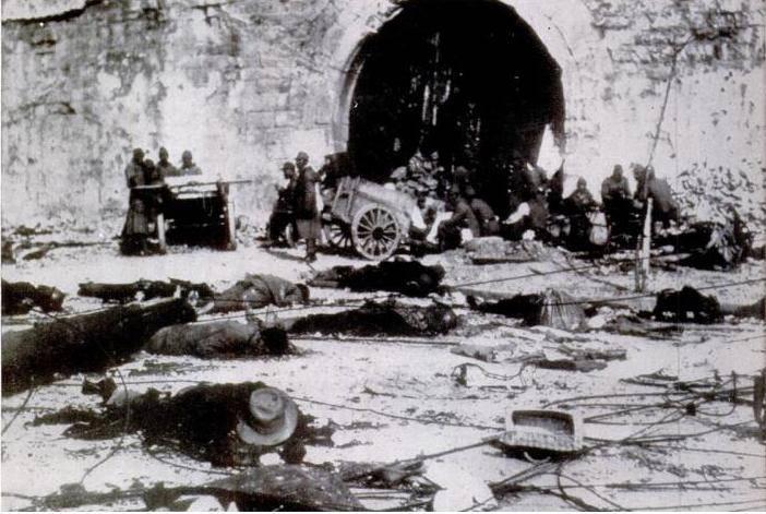Seberapa Kejamkah Tentara Jepang (IJA) Selama Perang Dunia II ???