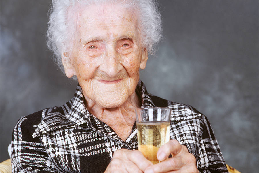 The World S Oldest Woman Had An Awful Diet And Lived To