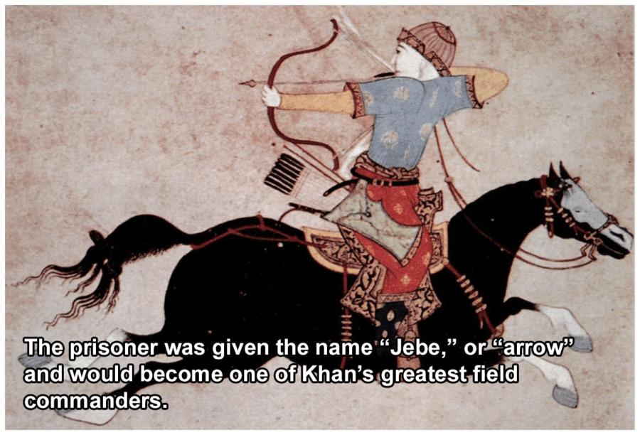 Jebe The Archer