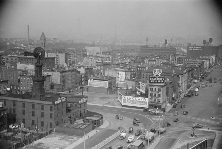 Jersey City In 1939