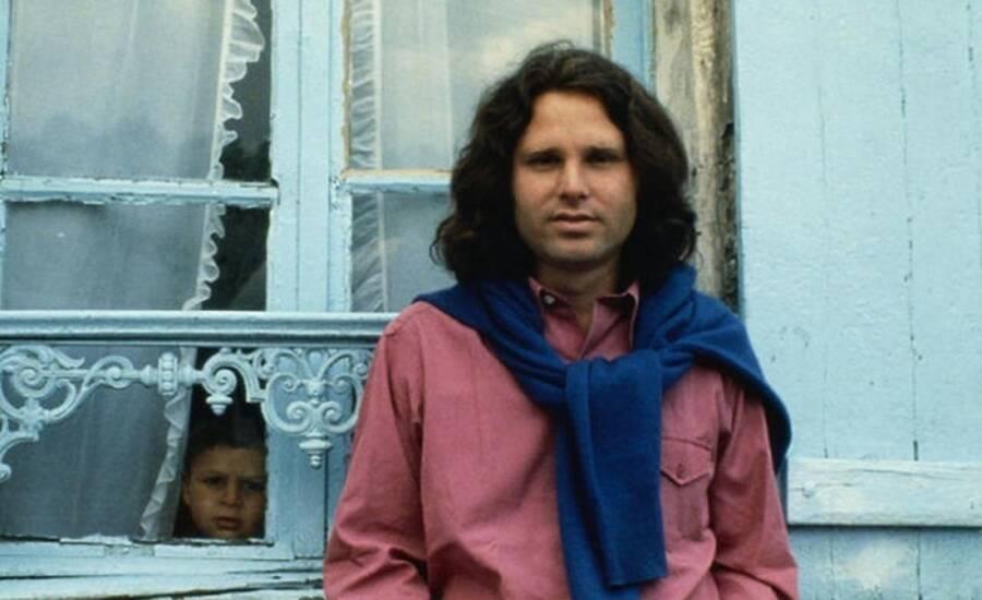 Jim Morrison In Paris