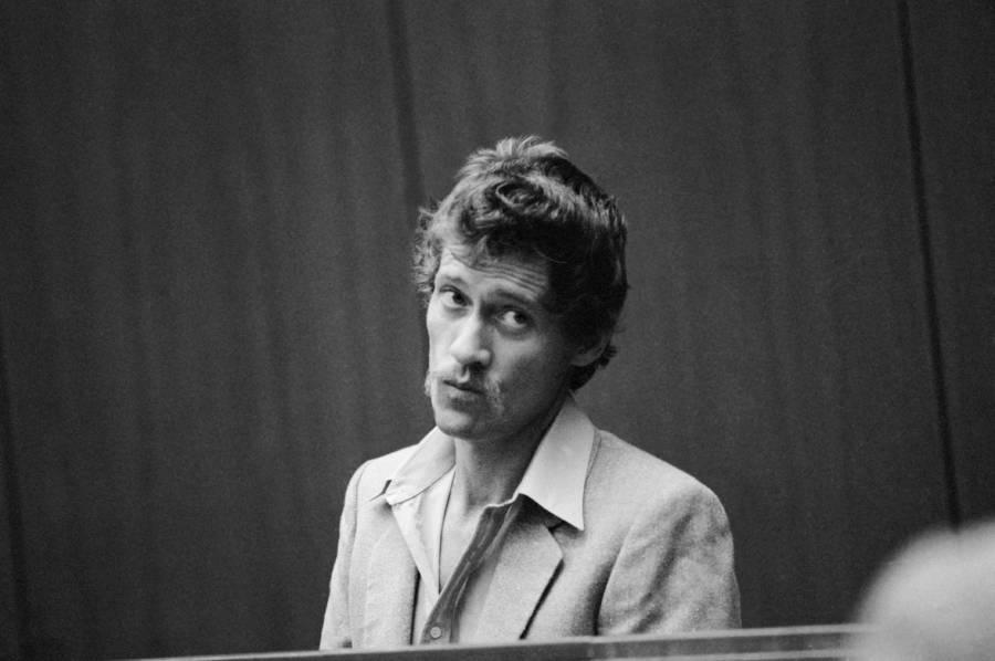 John Holmes In Court