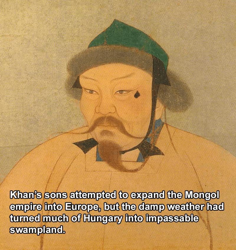 Genghis Khan's Son