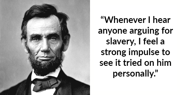 33 Abraham Lincoln Quotes That Still Ring True Today