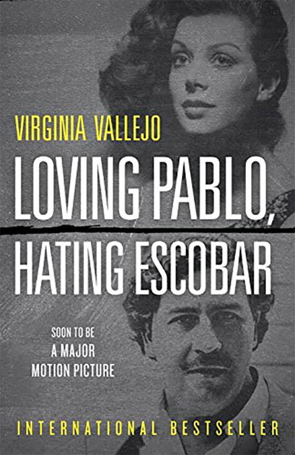 Loving Pablo Hating Escobar Book