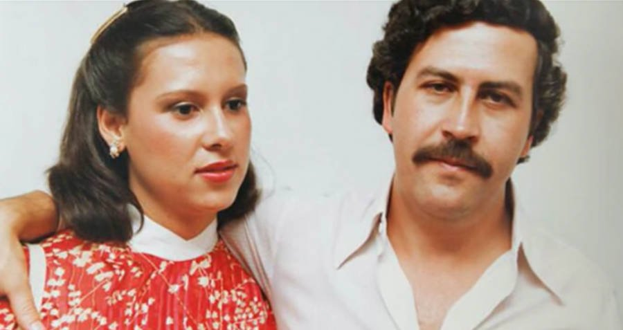 Pablo Escobar And Wife Maria Victoria Henao