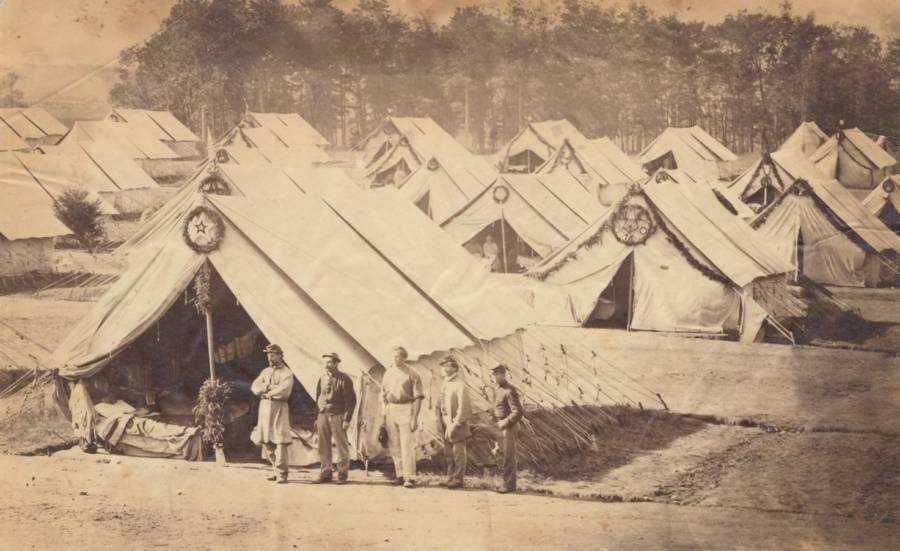 Battle of Gettysburg Hospital