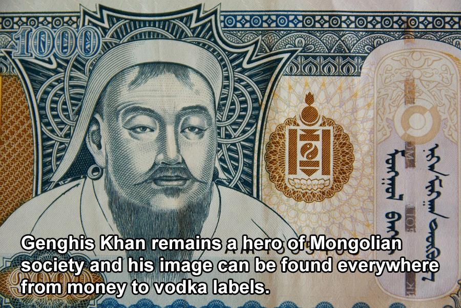 Mongol Money