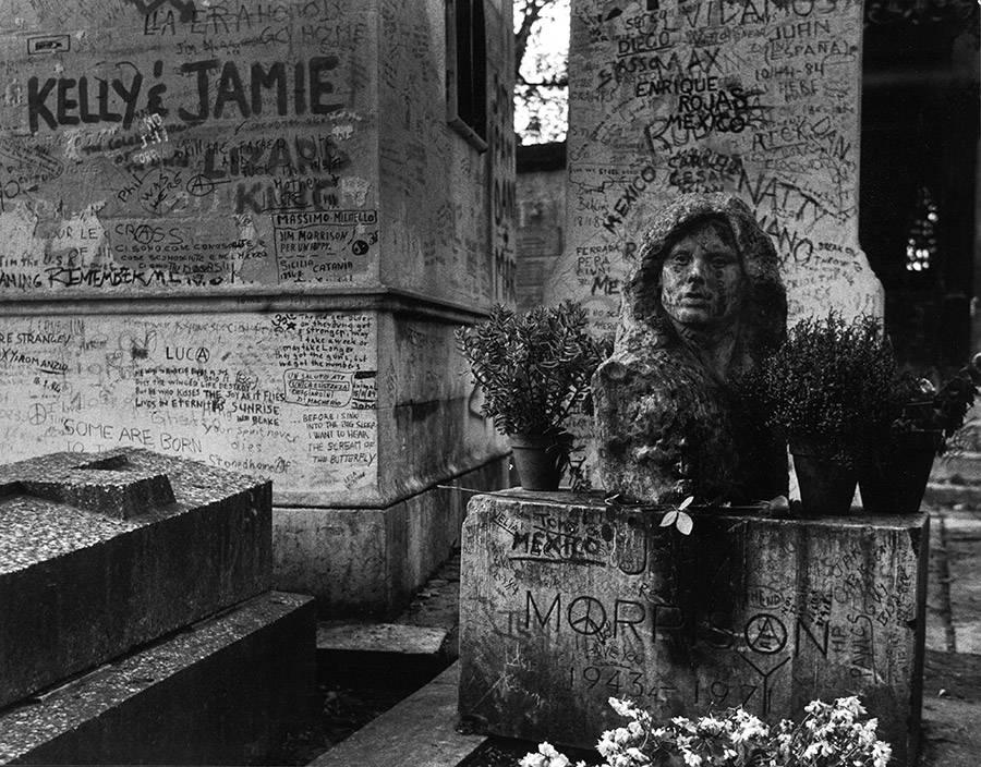 Jim Morrison Death