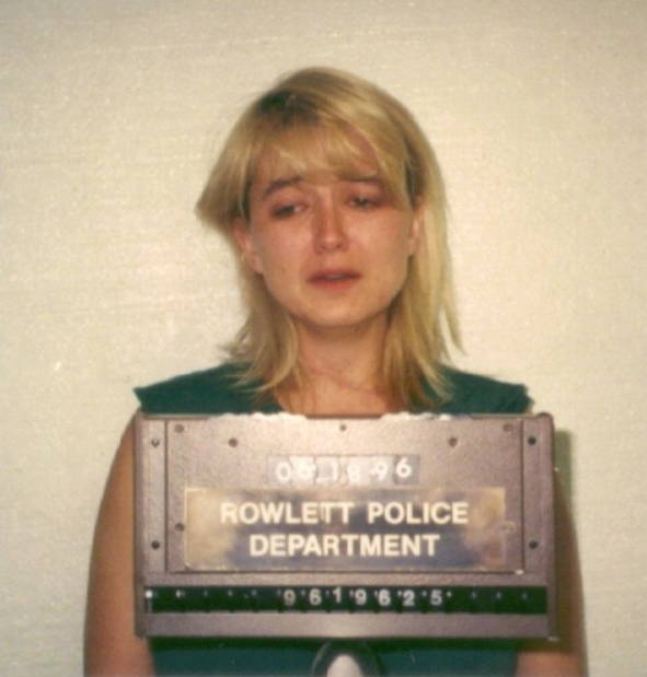 Mugshot Of Darlie Routier