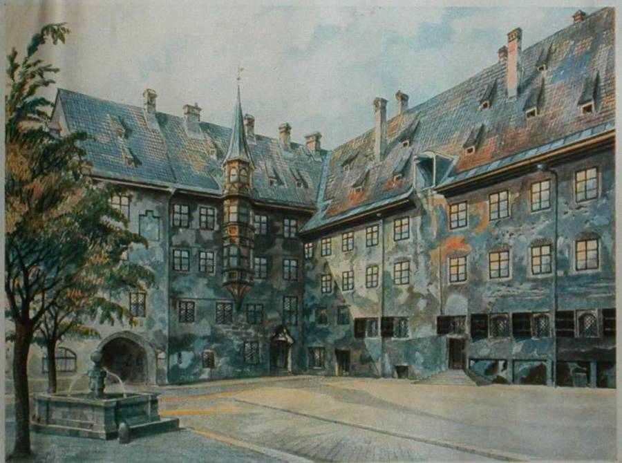 Adolf Hitler's Art