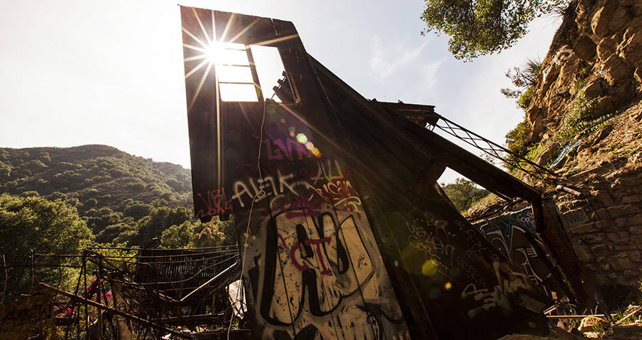 Murphy Ranch Ruins