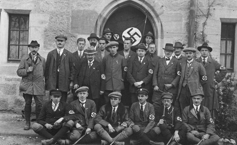 National Socialist German Workers Party In 1922