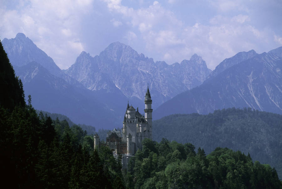 Disney Castle Germany