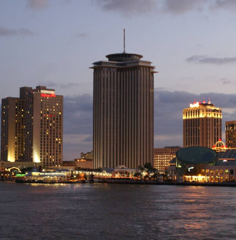 New Orleans Wtc