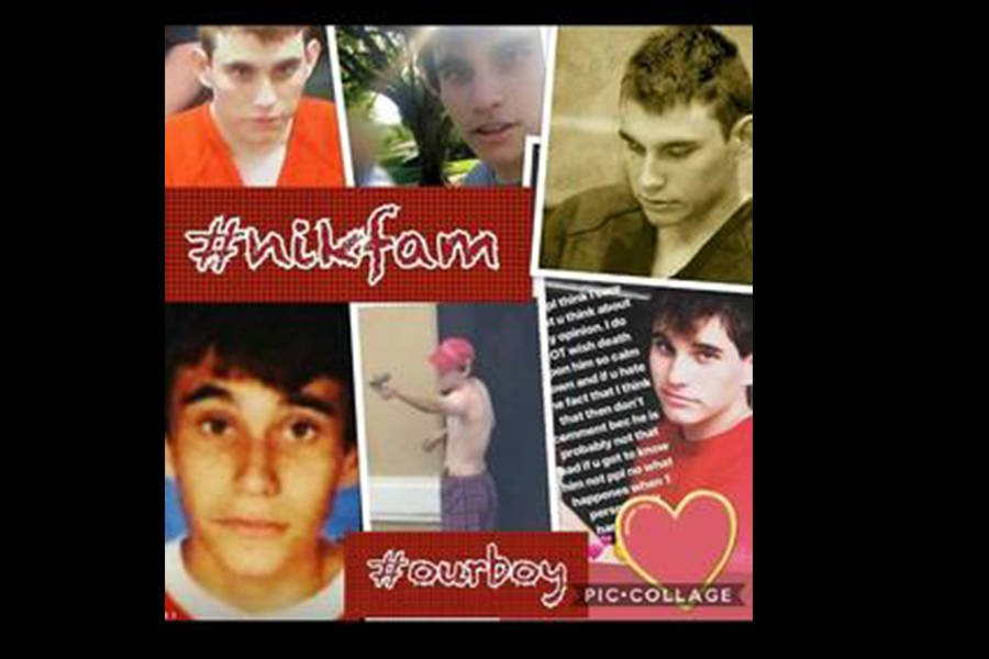 Nikolas Cruz Collage