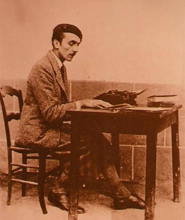 Otto Rahn Writing