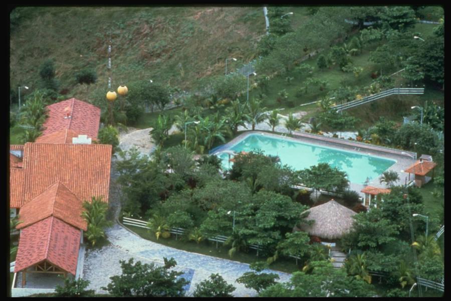 Pablo Escobar's Hacienda Napoles