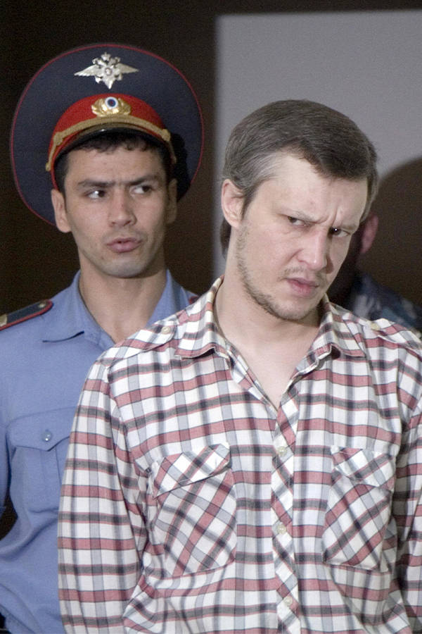 Pichushkin Led Into Trial