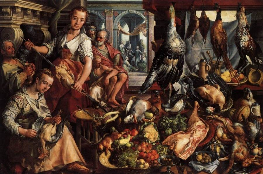 15 Gross Medieval Foods That People Actually Ate In The