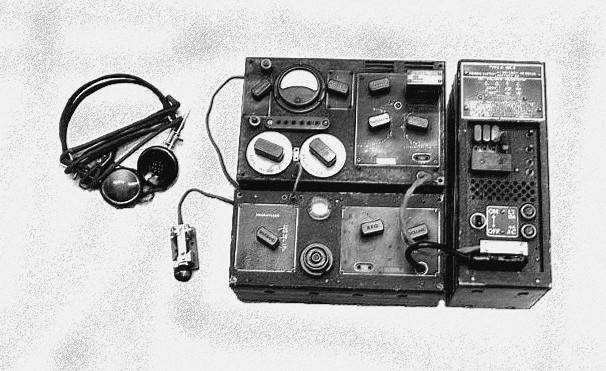 Radio Transmitter Set