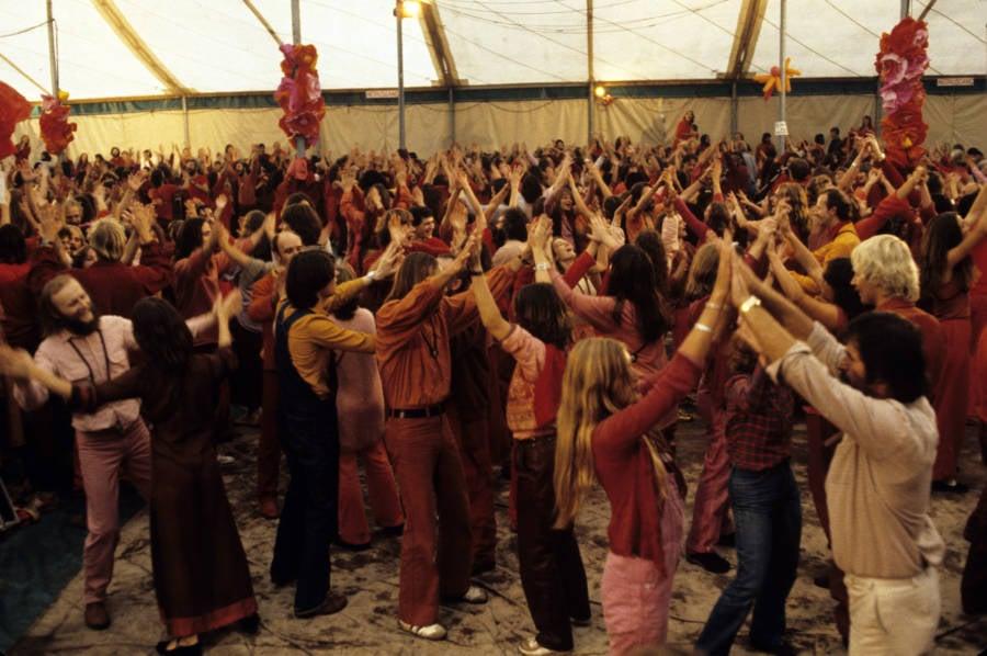 Rajneeshee Ceremony