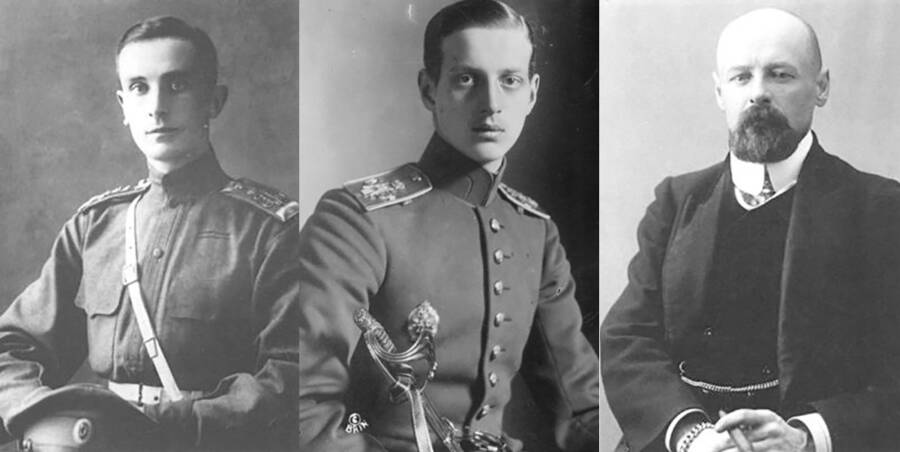 Rasputins Assassins Yusupov Pavlovich Purishkevich