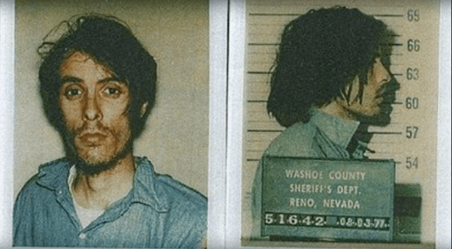 Richard Chase Mugshot