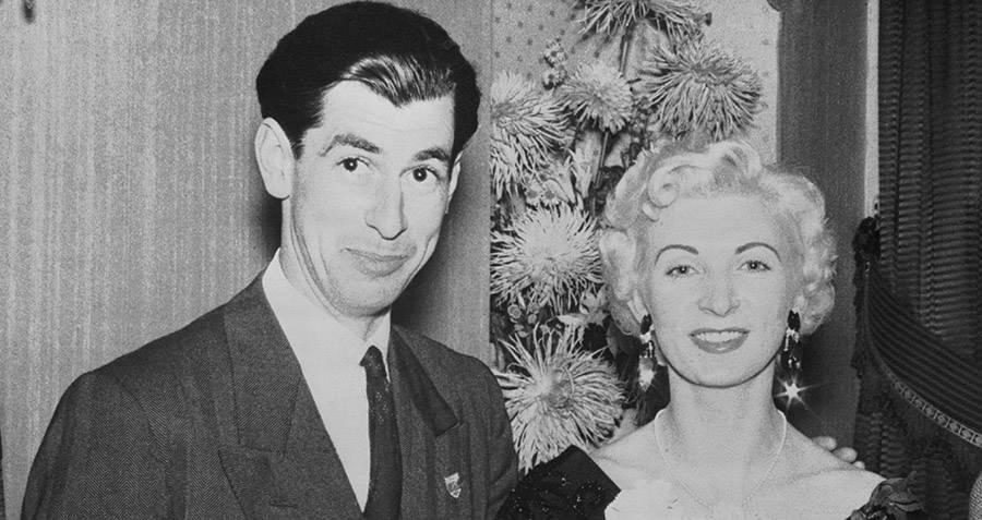 Ruth Ellis And David Blakely