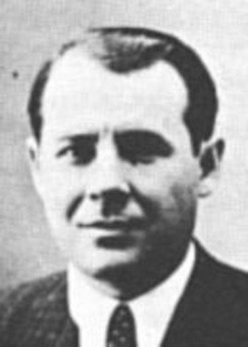 Salvatore Maranzano Portrait