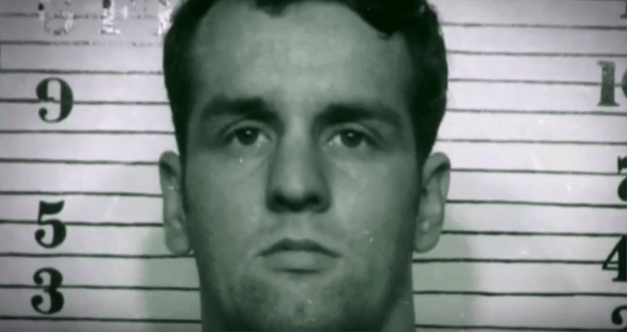 Mugshot Of Young Arthur Shawcross