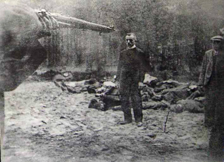 Massacres In Piaśnica