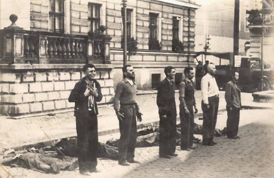 Nazi Firing Squad