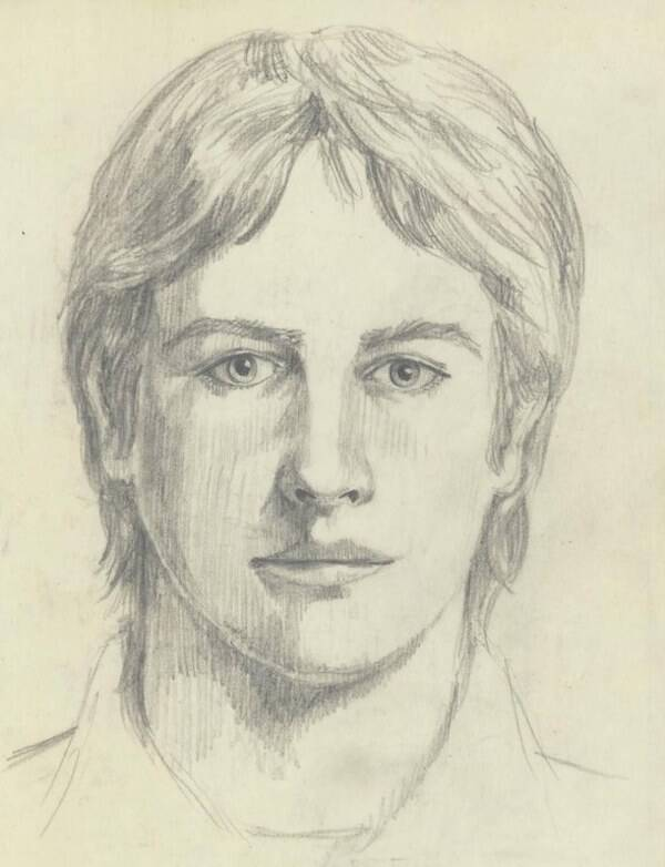 Sketch Of The Original Night Stalker