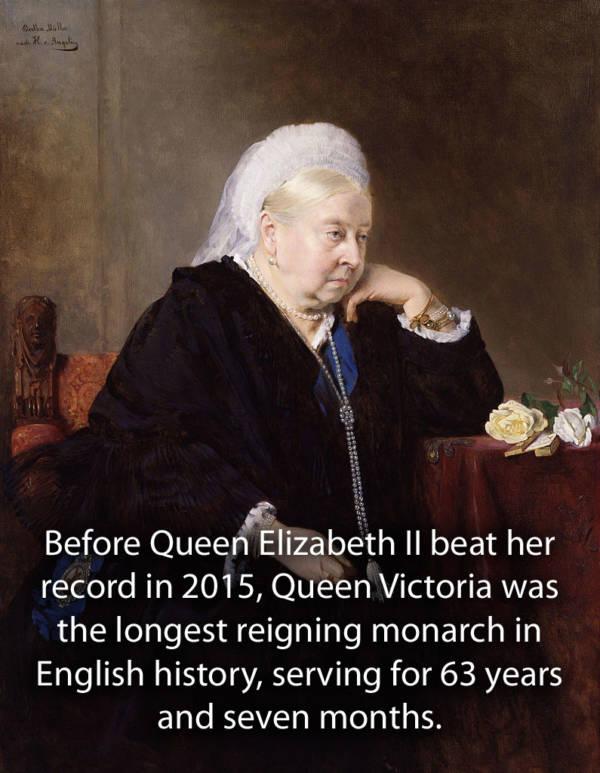 Queen Victoria Facts Longest Reigning Monarch