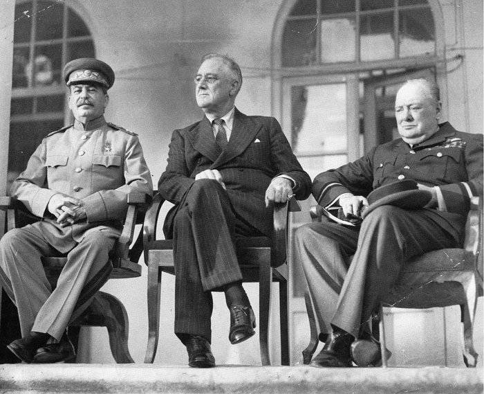 Tehran Conference Of 1943