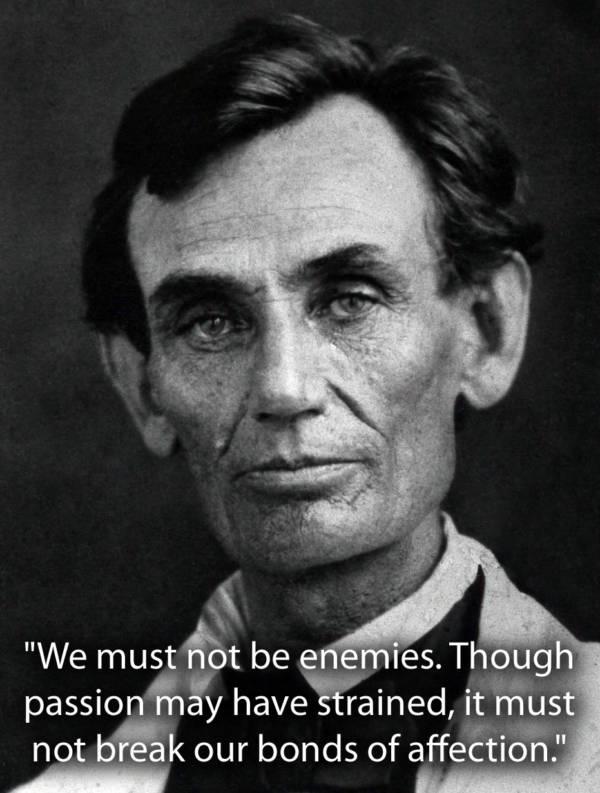 Beardless Abraham Lincoln