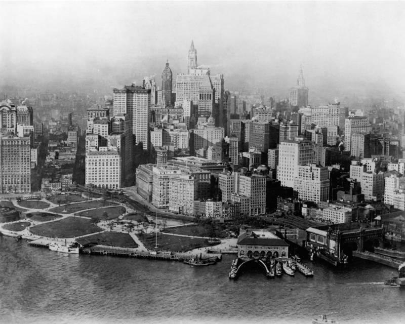 1920s Manhattan