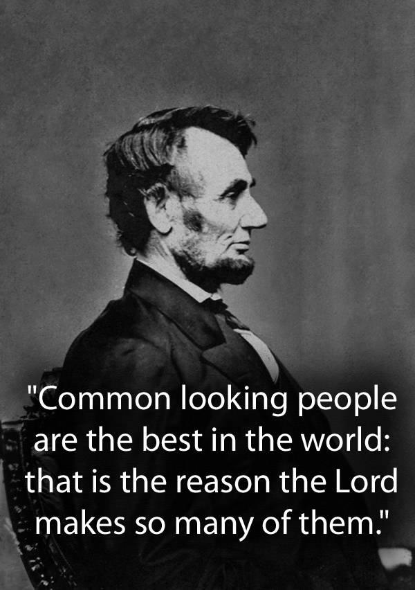 Lincoln In Profile