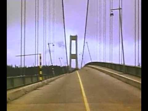 The Wild Twists And Turns Of The Tacoma Narrows Bridge