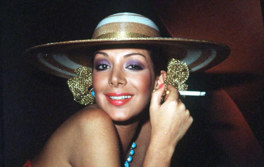 Vallejo With Cigarette
