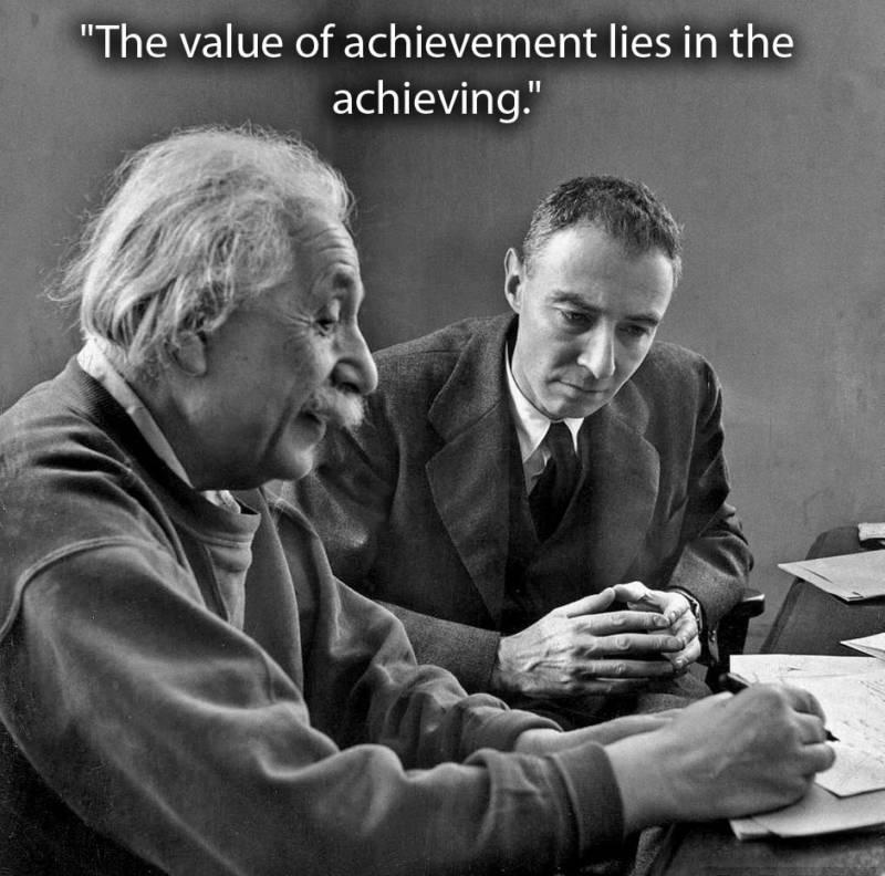 The Value Of Achievement
