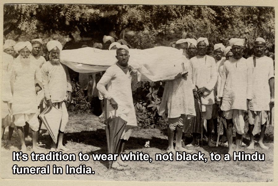 Indian Funeral