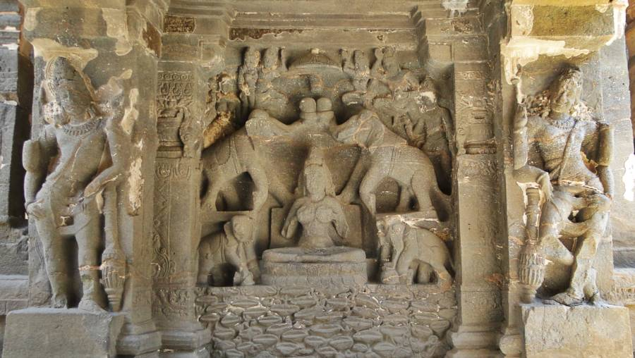 Kailasa Temple, The Massive Indian Temple Carved From A