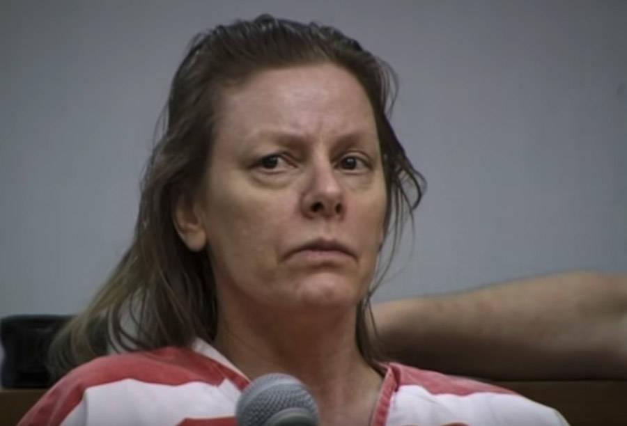 Aileen Wuornos In Court