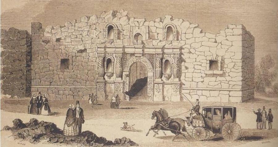 Alamo Drawing