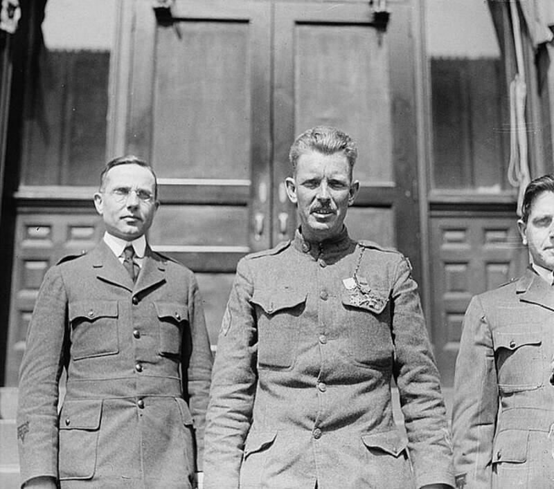 Alvin York And Others