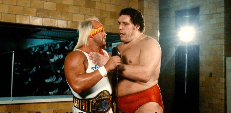 Andre And Hulk