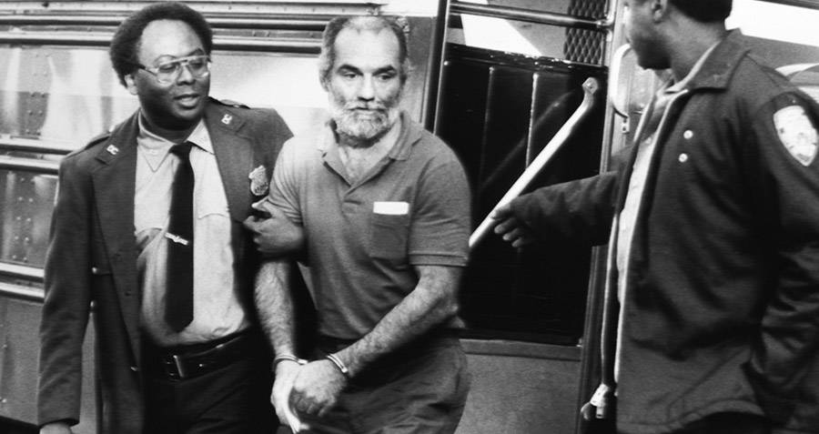 Andre Rand Arrives To Prison