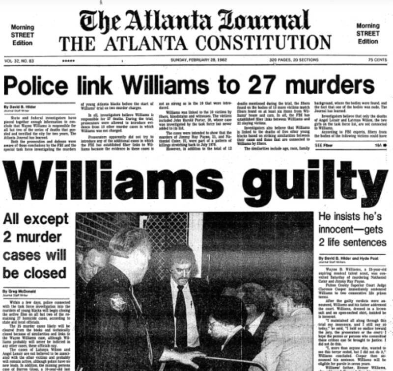 Atlanta Murder Article